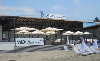 SABON Beach House 由比ヶ浜海の家サムネイル