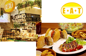 CALIFORNIA DINER EAT グランツリー武蔵小杉店