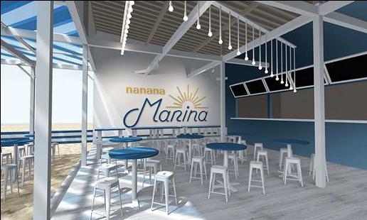 nanana Marina 由比ヶ浜海の家サムネイル