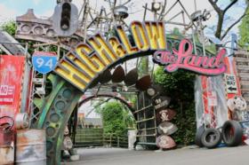HiGH&LOW THE LAND よみうりランドサムネイル