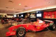 F1 PIT STOP CAFÉ 六本木店の画像2